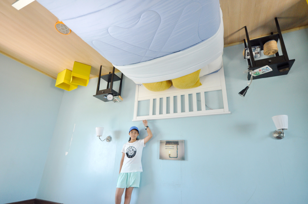 An Upside-Down Bedroom in Phuket, Fun Places in Phuket